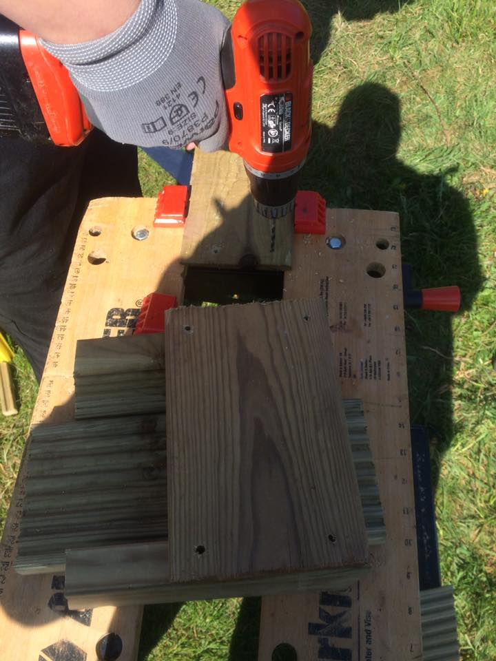 New Woodwork Project at CARE! Go-Kart! | CARE - Chase Aqua